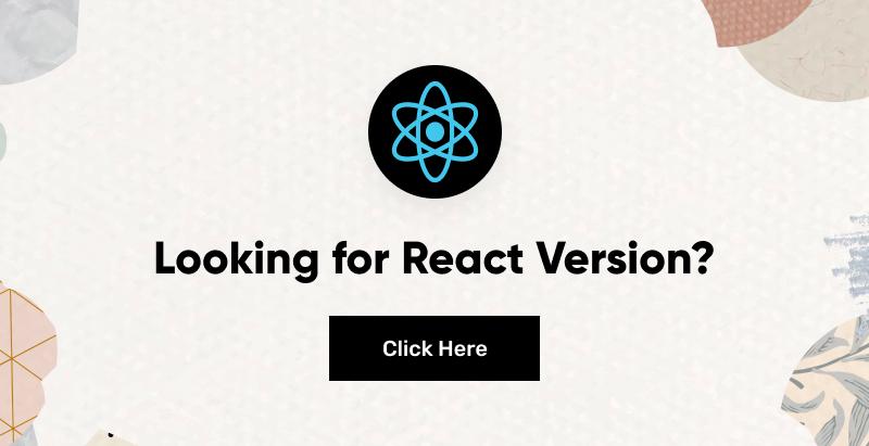 creative react saas react software template